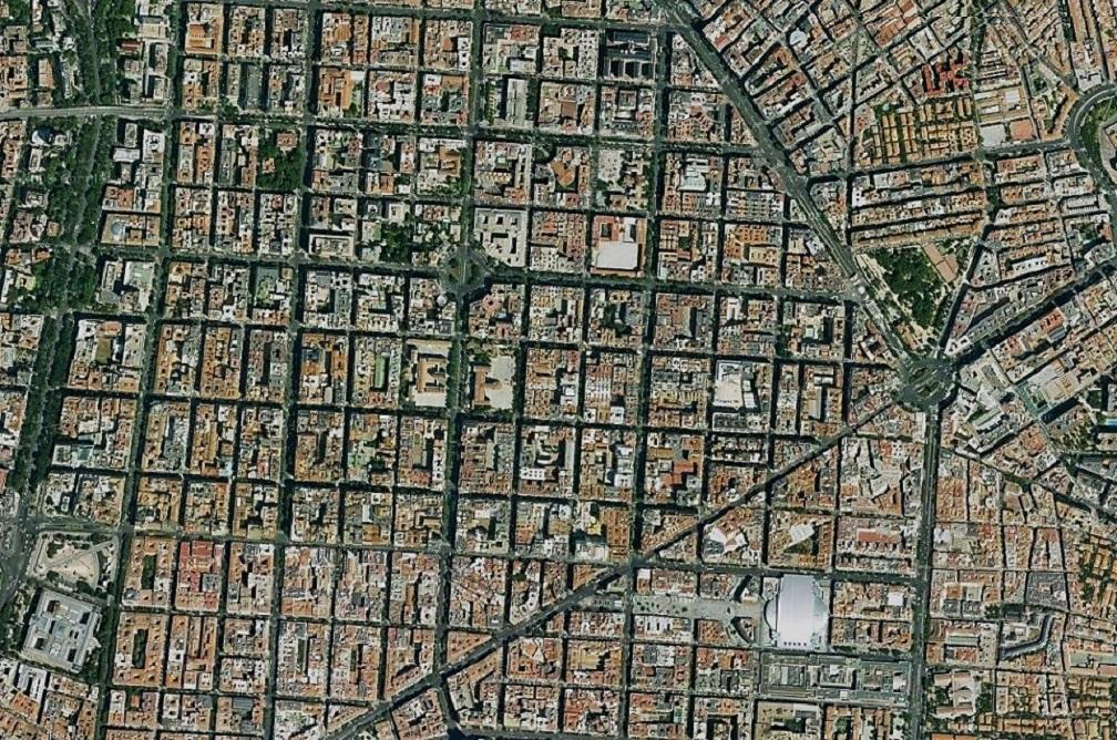 Resultado de imagen de ENSANCHE MADRID